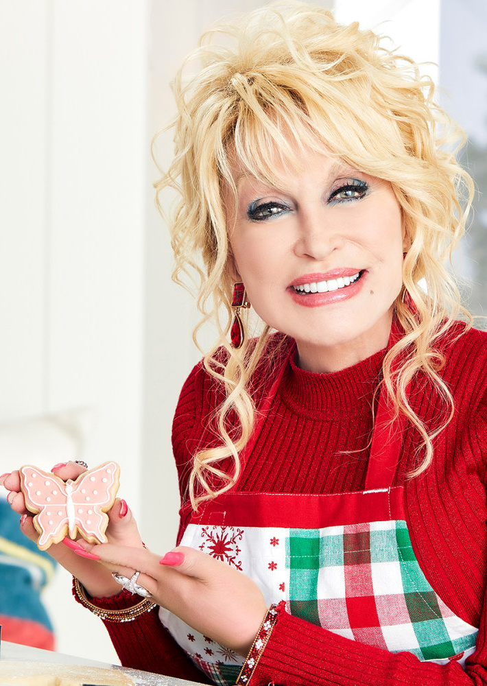 A Dolly Parton Holiday Collection Exists, And Every Fan Needs It